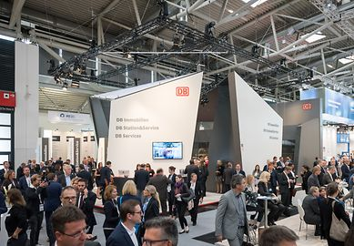 DB Services auf der Expo Real 2017